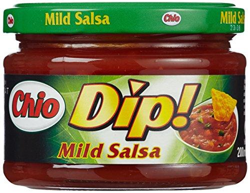 Chio Dip! Mild Salsa , 6er Pack (6 x 200 ml)