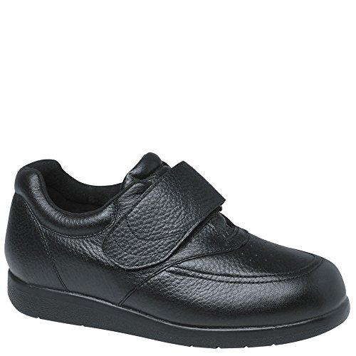 Drew Shoe Men's Navigator II Sneakers,Black,12 4W