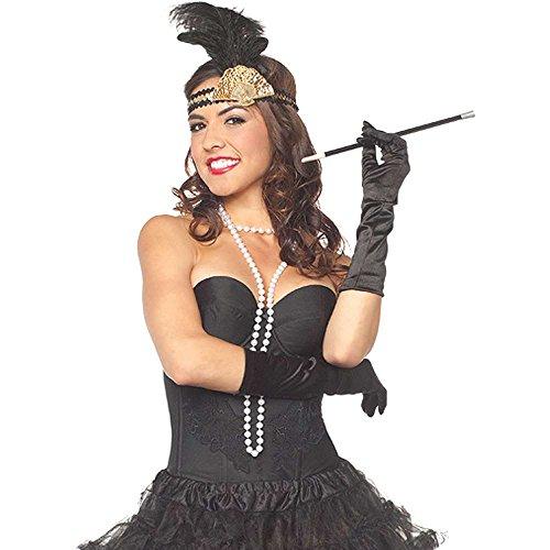 Flapper Costumes Kit (Flapper Girl Costume Kit)