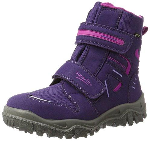 Violett Superfit Husky para de chicas Kombi pasas nieve Botas tZxw7YyqCC