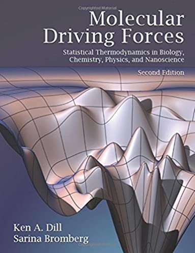 molecular driving forces statistical thermodynamics in biology rh amazon com Molecular Weight of a Solution Ionic Solution