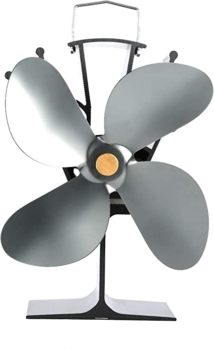 Chimenea ventilador térmico eléctrico, chimenea de ventilador ...