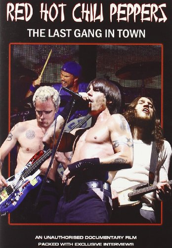 DVD : Red Hot Chili Peppers - The Last Gang In Town (DVD)