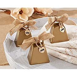 Country Charm Cowbell Kissing Bell (Set of 24)