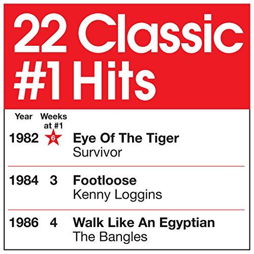 22 Classic #1 Hits