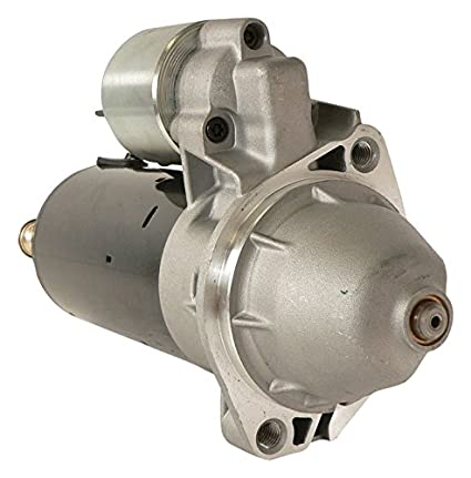 Amazon.com: DB Electrical SBO0018 New Starter For 2.6L 2.6 Mercedes on