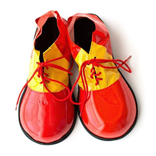 Clown Shoes (Clown Shoes - Costume Accessory -)