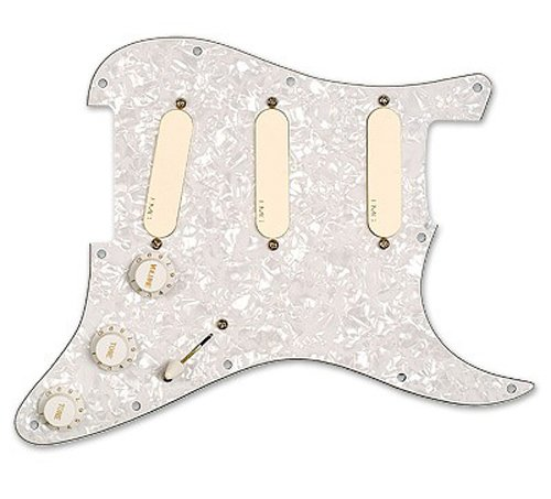 (EMG DG20 David Gilmour Active Pickup Guitar Pickguard Set )