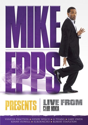Price comparison product image Mike Epps Presents: Live From Club Nokia [DVD]
