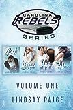 Carolina Rebels: Volume One (Carolina Rebels Boxed Set) (Volume 1)