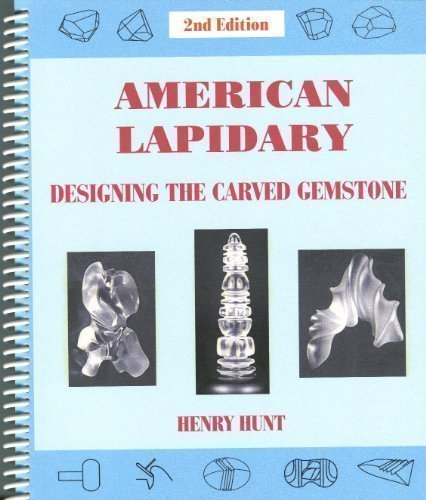 Spiral Carved (American Lapidary Designing the Carved Gemstone - 2nd Edition 2004)