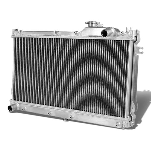 For Mazda Miata MX-5 Full Aluminum 2-Row Racing Radiator - NA