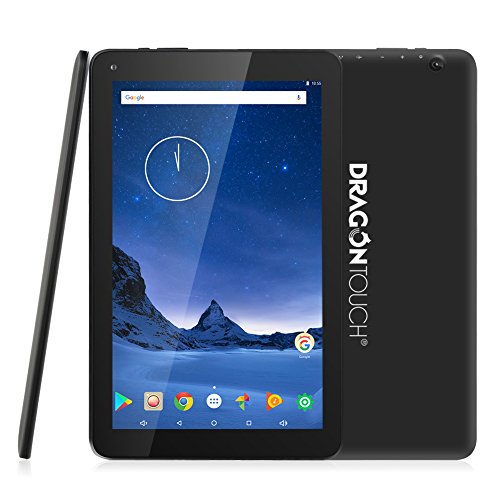 Dragon Touch V10 10.1 inch Tablet Android 7.0 Nougat MTK Quad Core 1GB RAM 16GB Storage, 800x1280 IPS Display with Mini HDMI GPS by Dragon Touch (Image #5)