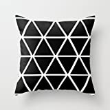 beautifulseason euro style pillow covers 18 x 18 inches / 45 by 45 cm for indoor,floor,lover,teens boys,wife,kids girls with 2 sides