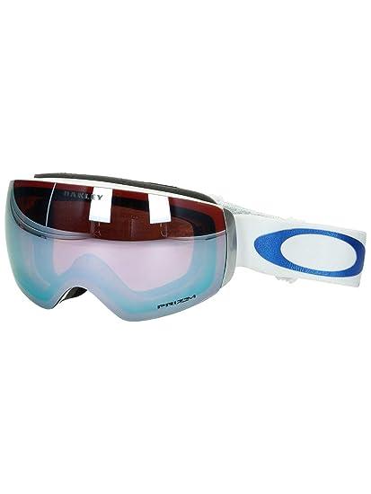 aa6a6ca3ece Color  Oakley Flight Deck XM Lindsey Vonn Goggles - Glacier Blue Prizm  Sapphire Iridium One