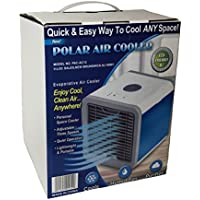 Polar Air, Personal Space Cooler, Portable Air Conditioner | The Quick & Easy Way to Cool Any Space, AC Adapter Included