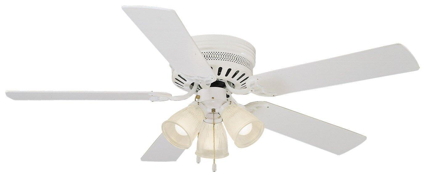 Design House 153411 Millbridge 3 Light Ceiling Fan 52 Oil Rubbed Bronze