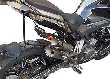 Telaietti specifici per borse soffici laterali per Daytona Zontes T310