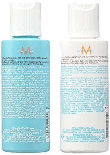 Moroccanoil Moisture Repair Shampoo & Conditioner Travel Set 2.4 oz each by Moroccanoil (Image #1)