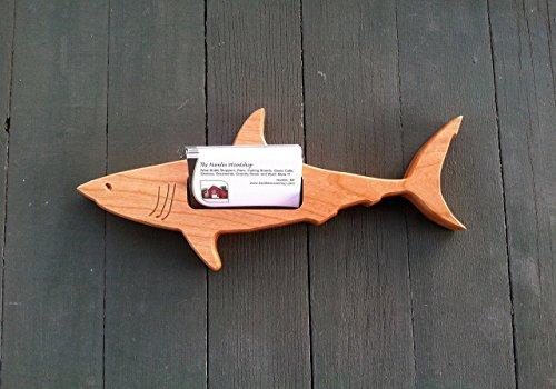 business card holder shark - 8