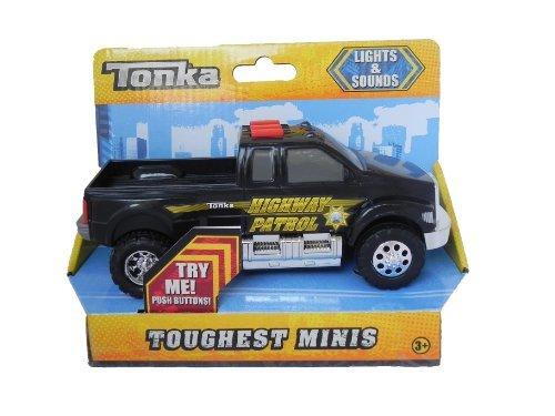 Tonka Toughest Minis Pick-up Truck - Black