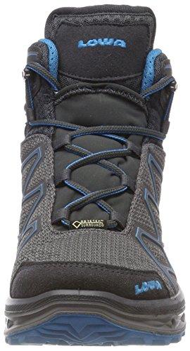 9794 Damen Lowa Trekking Mehrfarbig Graphit GTX Turch Wanderstiefel amp; Aerox W Mid ZPqnPxrw6d
