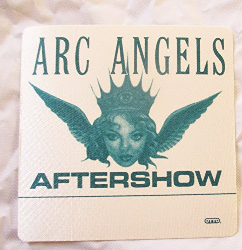 Arc Angels Satin Backstage Pass Aftershow by RareFinds11
