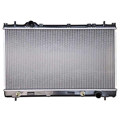 Prime Choice Auto Parts RK902 Aluminum Radiator ()