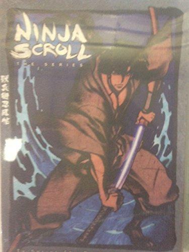 Amazon.com: Ninja Scroll TV - Anime DVD Box Set 2 Disc ...