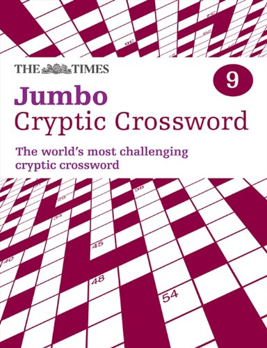 The Times Jumbo Cryptic Crossword Book 9 PDF