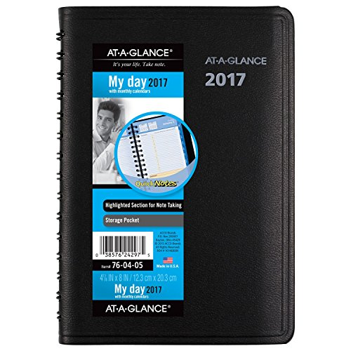 GLANCE Monthly Appointment QuickNotes 76 04 05