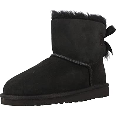 sito affidabile 9d797 13602 UGG Unisex Kids' Mini Bailey Bow Ankle Boots
