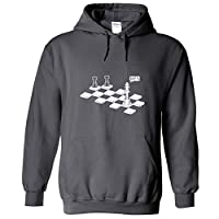 Chess Problems Funny Game Nerd Geek Hoodie Sweatshirt