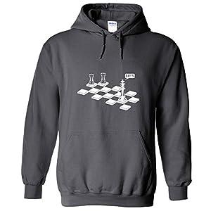 Chess Problems Funny Game Nerd Geek Hoodie Sweatshirt