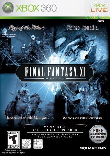 Amazon.com: Final Fantasy XI: The Vanadiel Collection 2008 ...