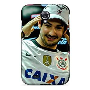Galaxy S4 Case Cover Skin : Premium High Quality Corinthians Alexandre Pato In The Cap Case