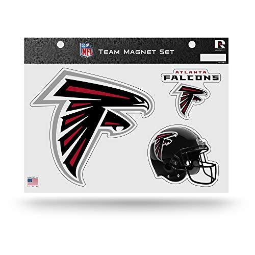 Rico Industries NFL Atlanta Falcons Die Cut Team Magnet Set ()