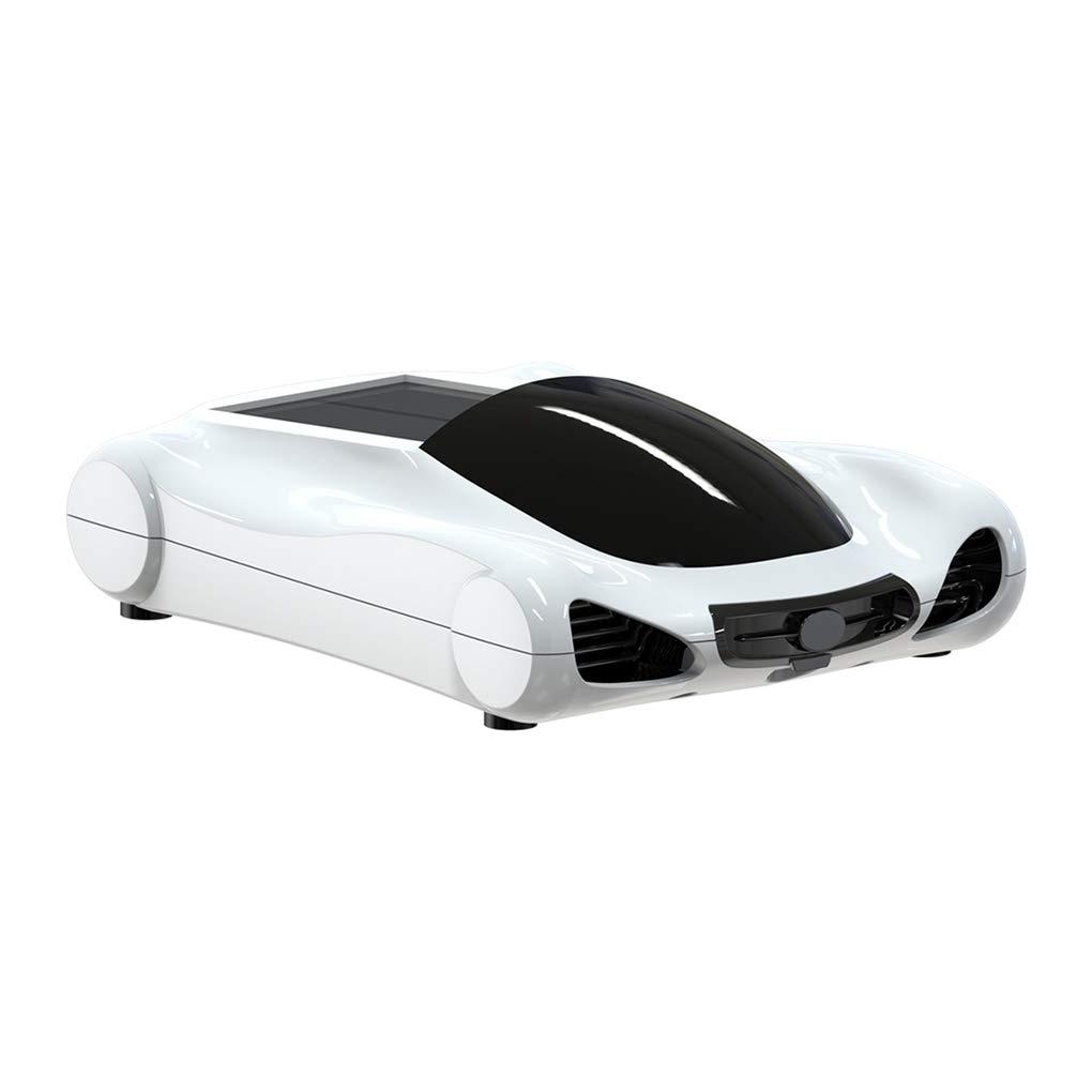 Auto solare purificatore daria Deodorante diffusore ionizzatore HEPA PM2.5 Eliminator veicolo purificatore intelligente Kakiyi