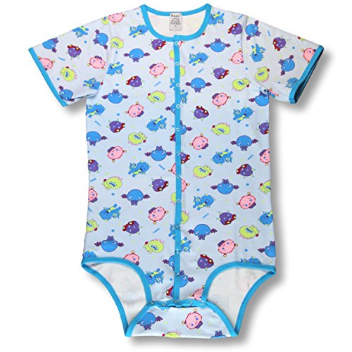 Rearz - Lil' Monsters - Snap Crotch Onesie (X-Large)