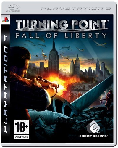 Turning Point: Fall Of Liberty (PS3) by Codemasters