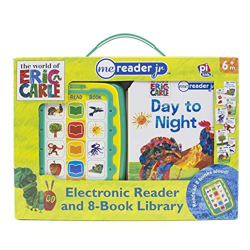 World of Eric Carle, Me Reader Junior 8 Book Library - PI Kids