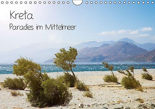 Kreta - Paradies im Mittelmeer (Wandkalender immerwährend DIN A4 quer): Kreta - außergewöhnliche Ansichten einer außergewöhnlichen Insel. ... [Kalender] [Nov 27, 2015] Schaberl, Stephan