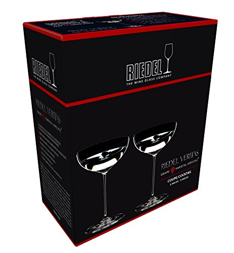 Riedel Veritas Moscato/Coupe/Martini Glass, Pack of 2 by Riedel (Image #3)