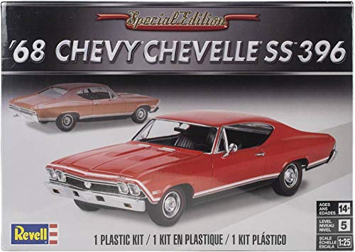 revell model chevy truck kits - 6
