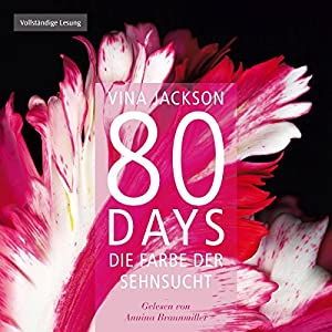 80 Days: Die Farbe der Sehnsucht (80 Days 5) Hörbuch