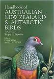 Handbook of Australian, New Zealand & Antarctic Birds: Volume 3: Snipe to Pigeons