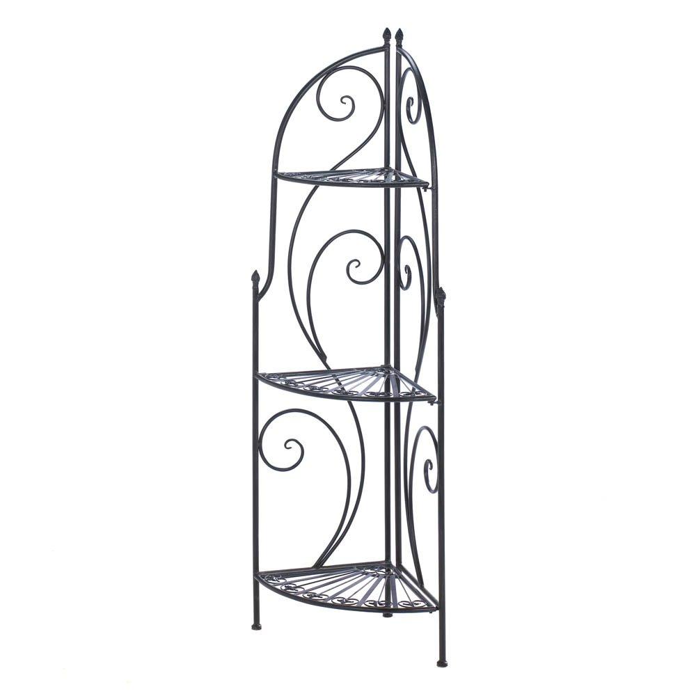 Home Locomotion Divine Corner Shelf by Tom & Co.