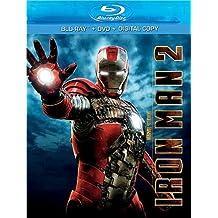 Iron Man 2 (Three-Disc Blu-ray/DVD Combo) by Buena Vista Home Entertainment
