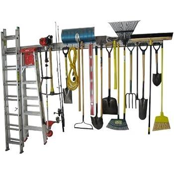 Rough Rack 4x4 Tool Rack Garage Storage And Organization