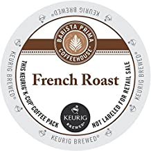 Barista Prima Coffeehouse Coffee, Keurig K-Cups, French Roast, 120 Count